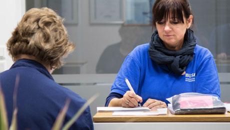 BUSCH. Orthopädietechnik und Sanitätshaus in Halle (Saale) – Service für Patienten