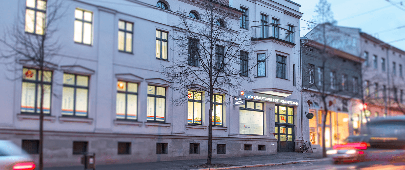 BUSCH. Orthopädietechnik und Sanitätshaus in Halle (Saale) – Team